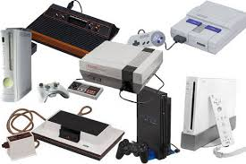 Old console