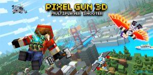 free pixel gun 3d coins and gems