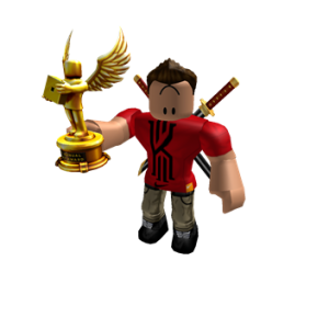 roblox bloxy award