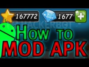 how to mod apks