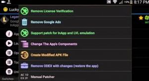lucky patcher for android